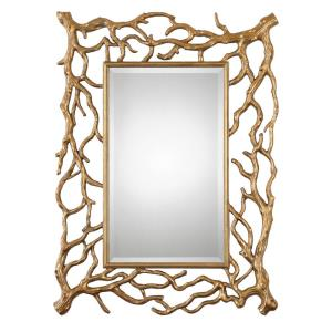 "Sequoia - 40"" Tree Branch Mirror"