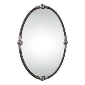 "Carrick - 32"" Oval Mirror"