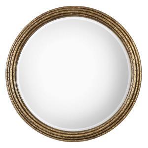 """Spera - 42.13"""" Round Mirror"""