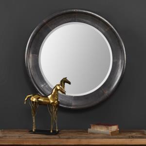 "Reglin - 30.5"" Round Mirror"