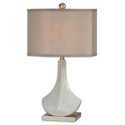 Uttermost 26676 Cuchara   One Light Table Lamp (Set Of 2)