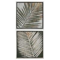 Detailed Palms Decorative Wall Art 152 13293