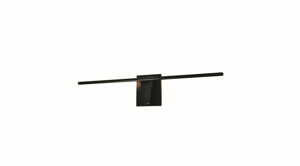 VONN LIGHTING-VMW19100BL-Wezen - 28.25 Inch 10.95W LED Swivel Wall Sconce  Black Finish