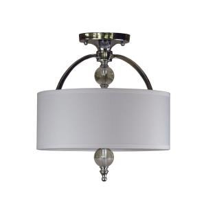 Pearl - Two Light Semi-Flush Mount