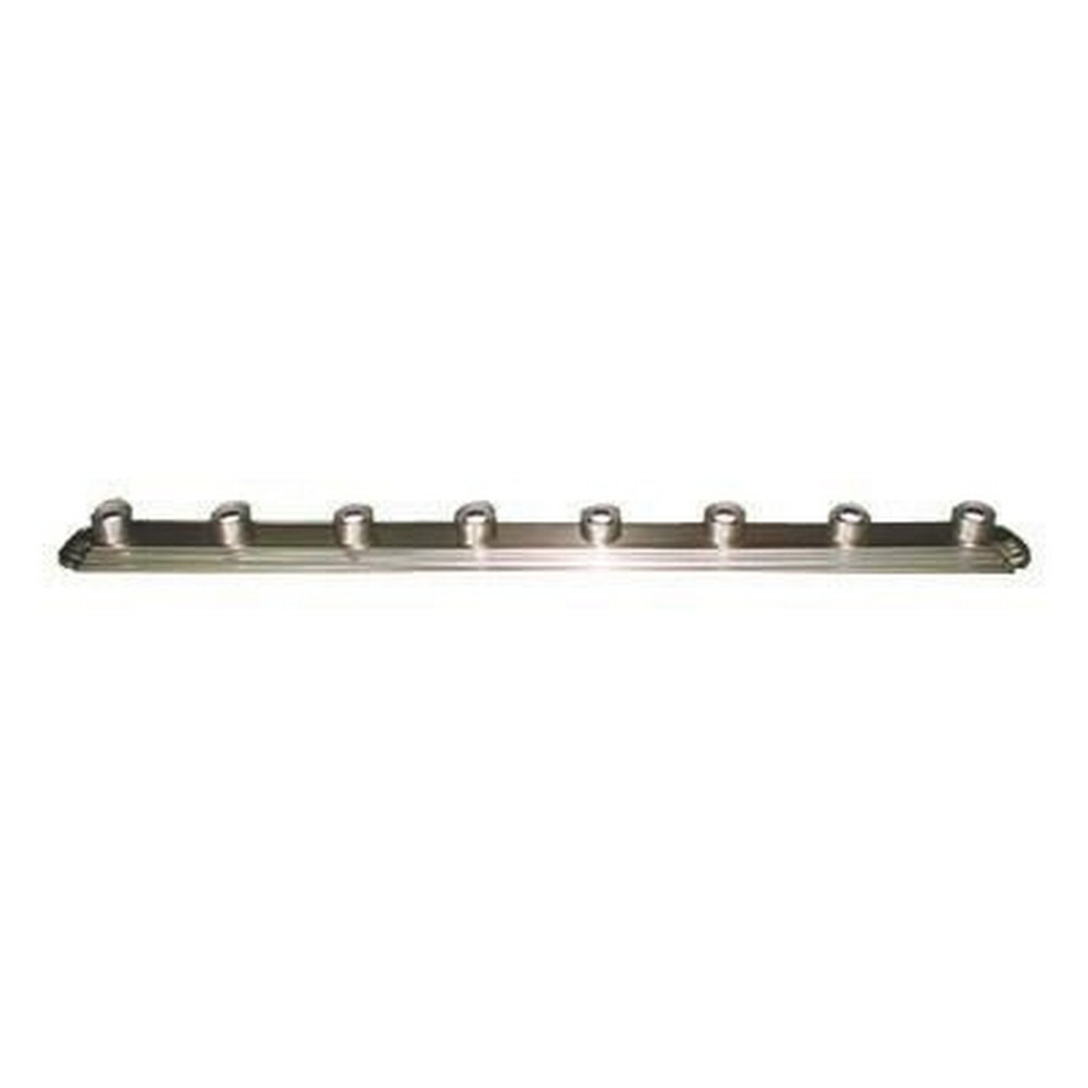 Whitfield Lighting-VR48SN-Victor - Eight Light Bath Bar  Satin Nickel Finish