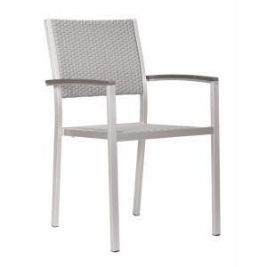 "Metropolitan - 34.9"" Dining Arm Chair 2 Pack"