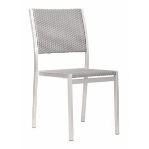"Metropolitan - 34.9"" Dining Armless Chair 2 Pack"