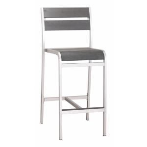 """Megapolis - 44"""" Bar Armless Chair 2 Pack"""