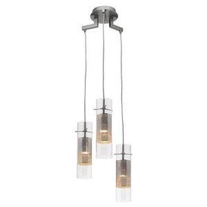 Pendant lighting multi light pendants spartan three light pendant aloadofball Images
