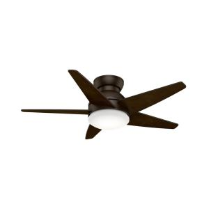 Hugger ceiling fans ceiling hugger fans with lights 1stoplighting isotope 44quot ceiling fan with aloadofball Images