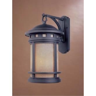 Designers Fountain 2371-AM-ORB Sedona - One Light Outdoor Wall Lantern