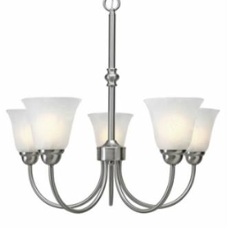 Golden Lighting 1264-5 Grace - Five Light Chandelier