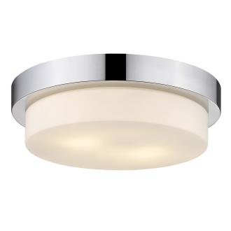 Golden Lighting 1270-13 Two Light Medium Flush Mount