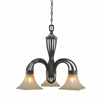 Golden Lighting 1850-ND3 RT Genesis -  Three Light Nook