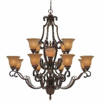 Golden Lighting 2501-13L NWB 13 Light Chandelier