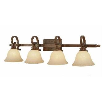 Golden Lighting 3711-BA4 CB 4 Light Vanity