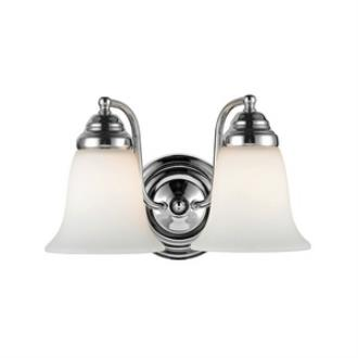 Golden Lighting 5222-2 Centennial - Two Light Bath Vanity