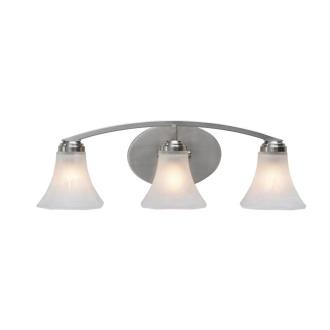 Golden Lighting 7158-BA3 Accurian - Three Light Bath Vanity