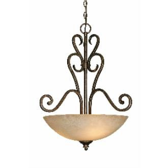 Golden Lighting 8063-3P BUS Pendant Bowl