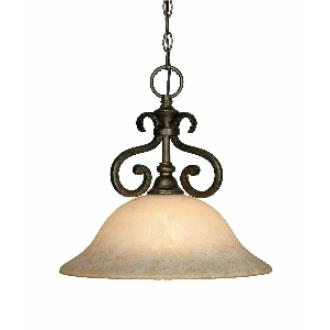 Golden Lighting 8063-NK1 BUS Pendant Nook