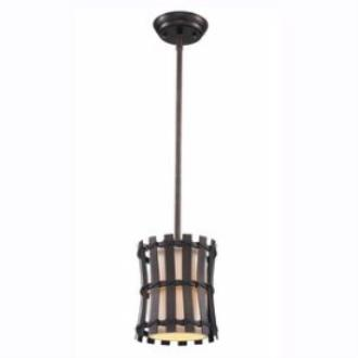 Golden Lighting 9004-M1L COB Havana - One Light Mini-Pendant