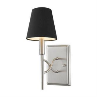 Golden Lighting 9106-1W PW-GRM Taylor - One Light Wall Sconce