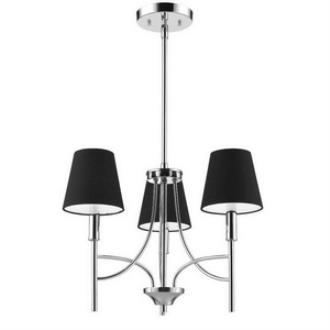 Golden Lighting 9106-M3 Taylor - Three Light Mini Chandelier