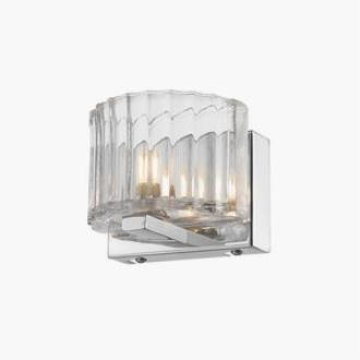 Iberlamp C156-01-CH Clara - One Light Wall Sconce