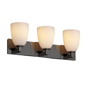 Justice Design FSN-8923 Modular 3-Light Bath Bar
