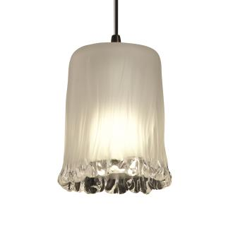 Justice Design GLA-8815 Mini One Light Pendant