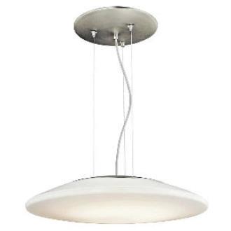Kichler Lighting 10710NI Ara - One Light Pendant