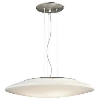 Kichler Lighting 10711NI Ara - Four Light Round Pendant
