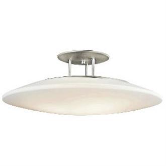 Kichler Lighting 10899NI Ara - Four Light Semi-Flush Mount