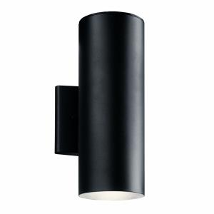 Kichler lighting outdoor lighting 1225quot 978w 1 led outdoor wall sconce aloadofball Gallery