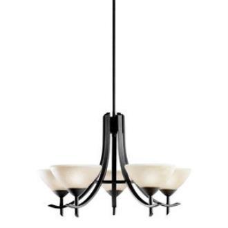 Kichler Lighting 1679OZ Olympia - Five Light Chandelier
