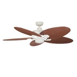 "Kichler Lighting 320102 Crystal Bay - 52"" Ceiling Fan"