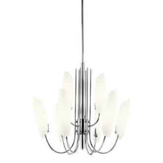Kichler Lighting 42213CH Stella - Nine Light Two Tier Chandelier