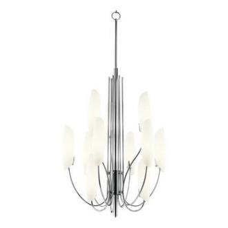 Kichler Lighting 42215CH Stella - Twelve Light Three Tier Chandelier