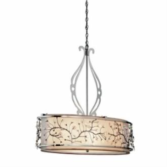 Kichler Lighting 42393CH Jardine - Four Light Pendant