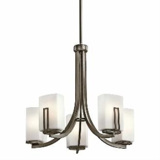 Kichler Lighting 42426SWZ Leeds - Five Light Chandelier