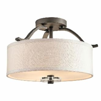 Kichler Lighting 42485OZ Leighton - Three Light Flush Mount