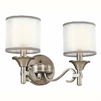 Kichler Lighting 45282 Lacey - Two Light Bath Vanity