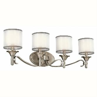 Kichler Lighting 45284 Lacey - Four Light Bath Vanity