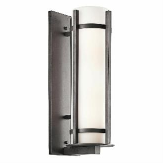Kichler Lighting 49121AVIFL Camden - Two Light Outdoor Wall Mount