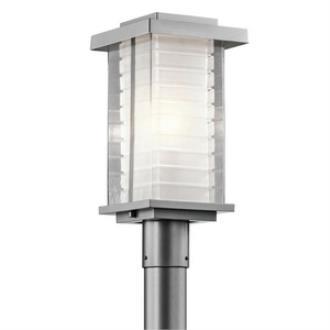 Kichler Lighting 49367PL Ascari - One Light Outdoor Post Lantern