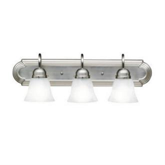Kichler Lighting 5337NI Three Light Bath Fixture