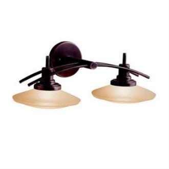 Kichler Lighting 6162OZ Two Light Bath Fixture