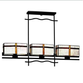 Kichler Lighting 65308 Tacoma - Three Light Island Pendant
