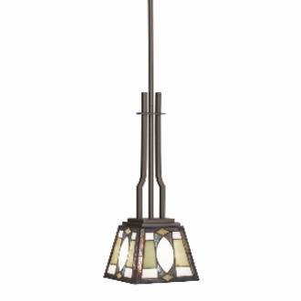 Kichler Lighting 65321 Denman - One Light Mini-Pendant