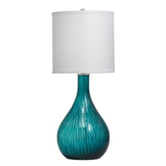 Kichler Lighting 70888CA Dharma - One Light Portable Table Lamp